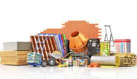 Venda de Materiais Para Construção